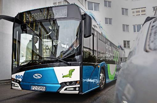 Autoclub fordert Umstellung auf E-Bus