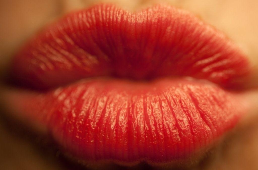 Am Kuss Gefühle Erkennen