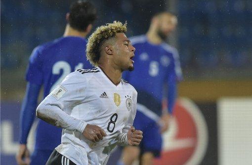 DFB-Team siegt in San Marino mit 8:0