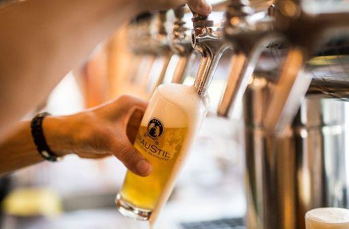 Biertrinker werden immer experimentierfreudiger