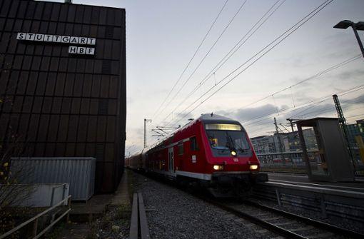 Gleisnetz der Bahn ist am Limit