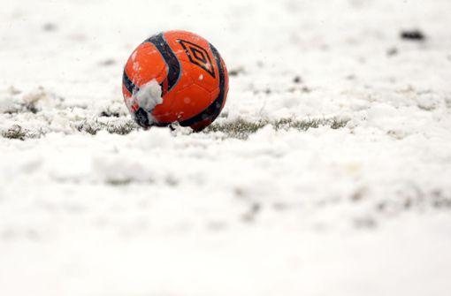 Kickers-Spiel fällt aus