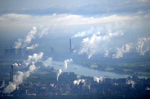 """""""Industrieländer müssen ihre Energiesysteme umdrehen"""""""