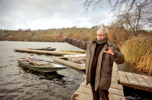 Wie der Max-Eyth-See  zur Todesfalle wurde