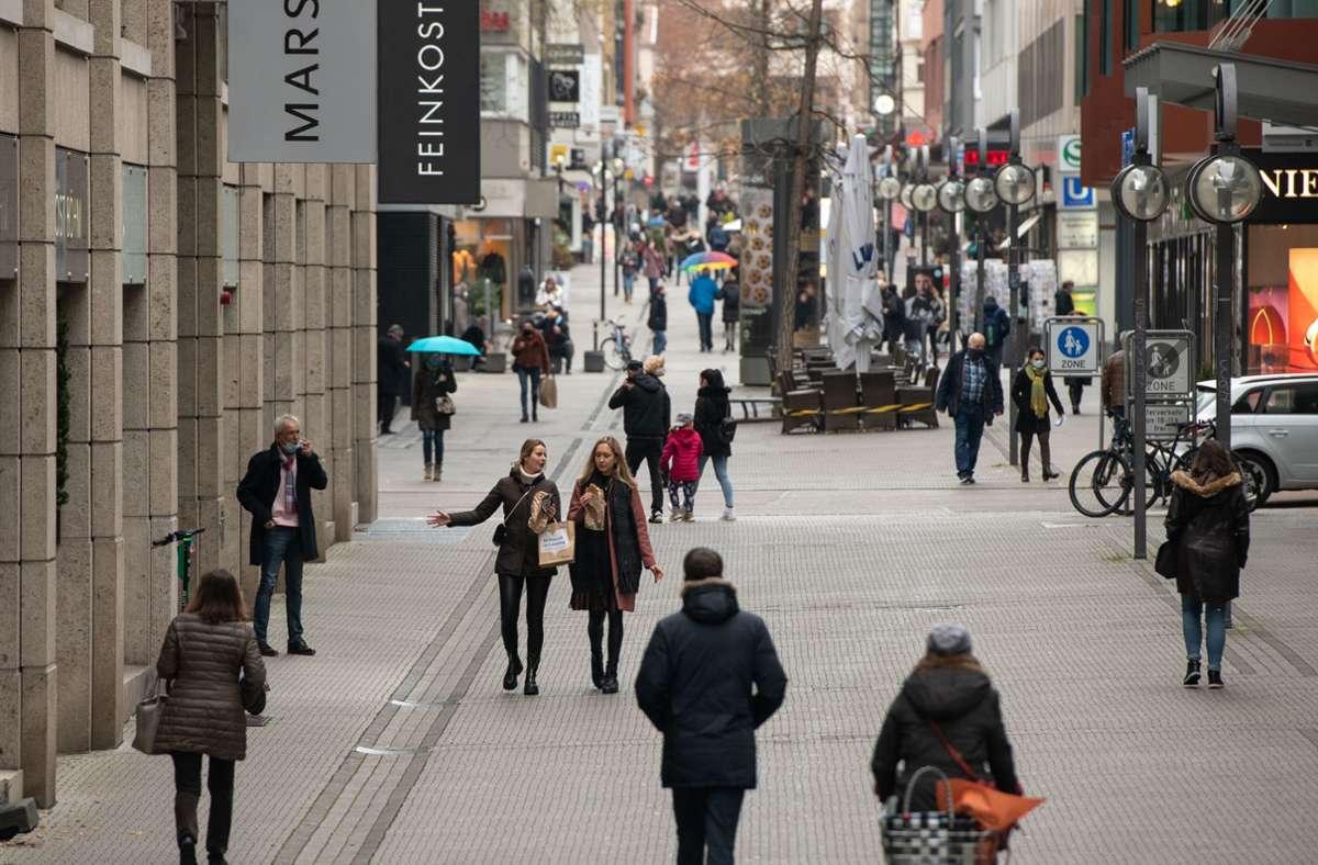 Während einige Städte im Südwesten wachsen, ging  in Stuttgart die Einwohnerzahl hingegen leicht zurück. (Symbolbild) Foto: LICHTGUT/Leif Piechowski/Leif Piechowski