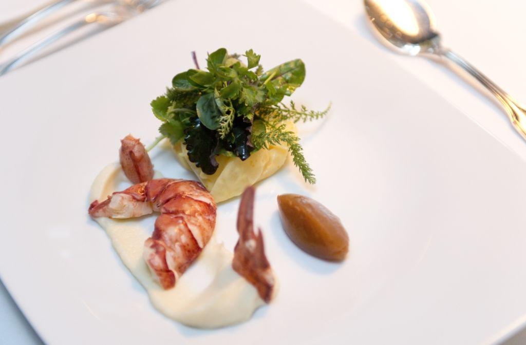 In unserem Gastroführer 10x10 haben wir die zehn besten Restaurants der Kategorie Spitzengastronomie getestet. Foto: Archiv