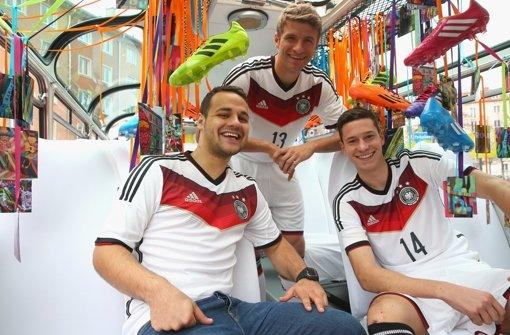 In diesem Trikot zur WM 2014