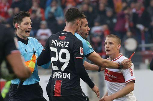 VfB-Profi Ascacibar soll auch intern bestraft werden