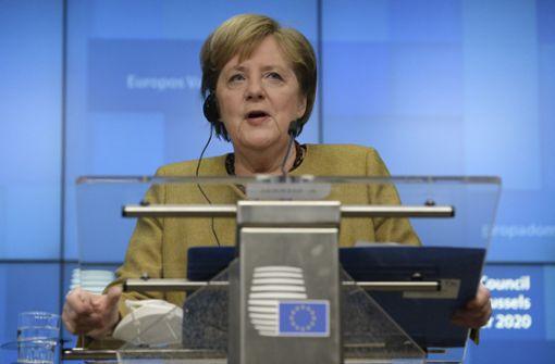 Der Erfolg von Angela Merkel