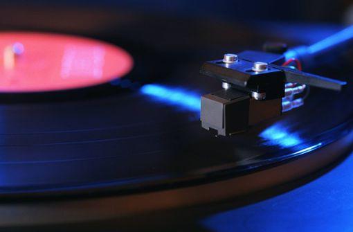 Nahtoderfahrung auf Vinyl