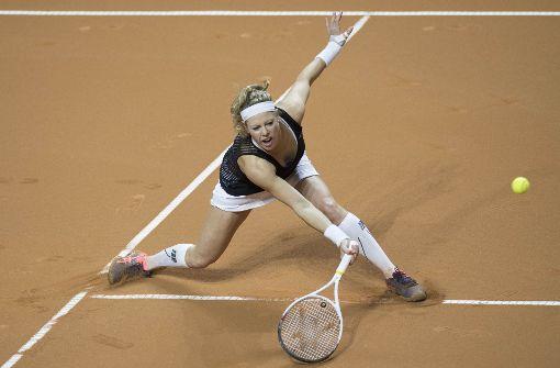 Laura Siegemunds fabelhafte Welt des Tennis