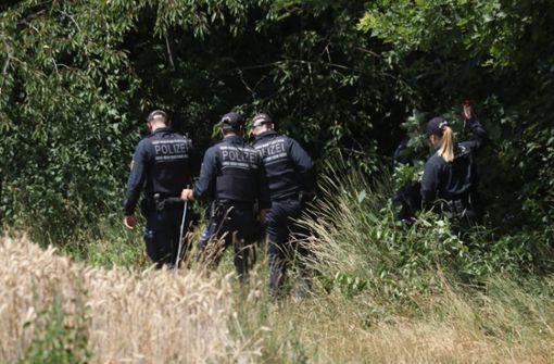 Polizei geht von Gewaltverbrechen aus