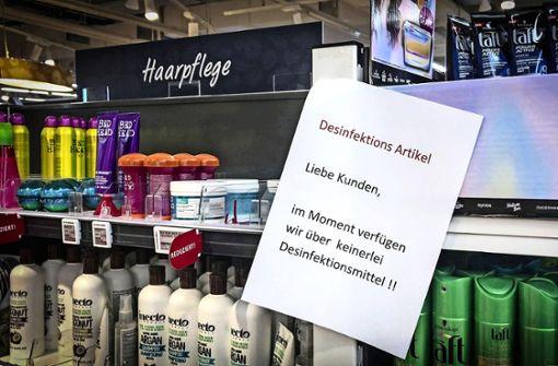 Was das Coronavirus im  Kreis Ludwigsburg auslöst