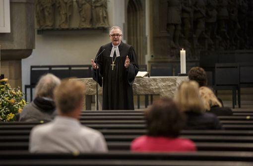 Zum Gedenken zurück in die Stuttgarter Stiftskirche