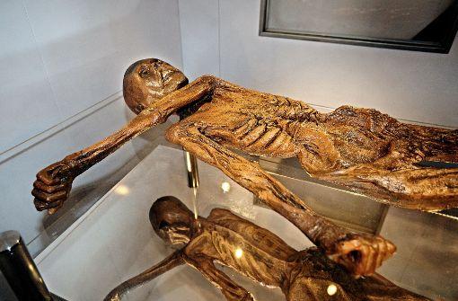 In Nürtingen muss Ötzi nicht frieren