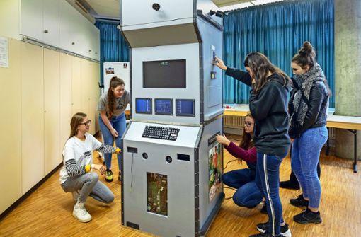 Schüler bekämpfen im Escape Room den Hacker
