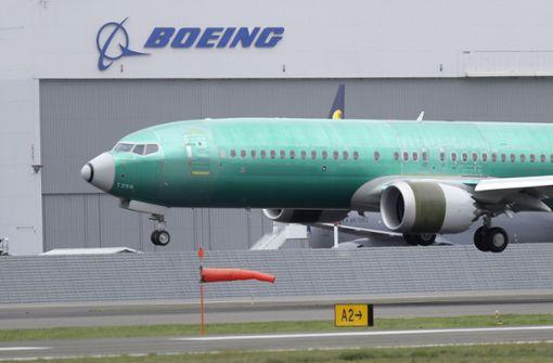 Boeing räumt mögliche Tragflächen-Probleme ein