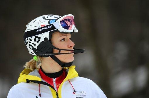 Dreimalige Olympiasiegerin hört auf