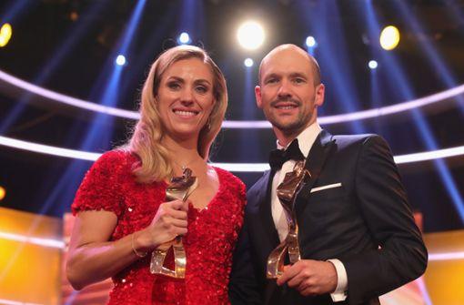 Kerber und Lange gewinnen – Viel Applaus für Kristina Vogel