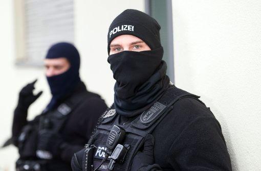 Razzia gegen Islamisten