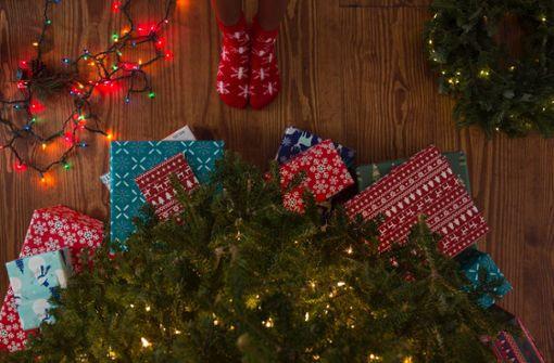 Runde und ovale Geschenke richtig einpacken