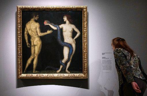 Was unterscheidet Adam von Eva?