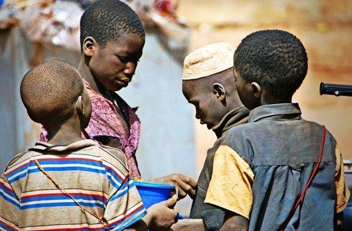 Strom und Brunnen für  Burkina Faso