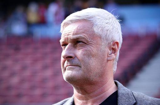 Der VfB-Meistertrainer von 2007 wird 60