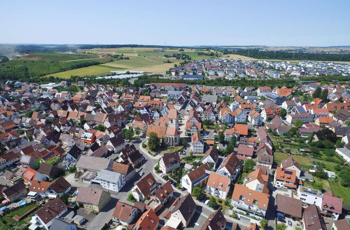 Wie wird Ehningen im Jahr 2035 aussehen? Ein Gemeindeentwicklungskonzept soll die Weichen stellen. Der Gemeinderat legte jetzt auf einer Klausurtagung den Fahrplan fest. Foto: Archiv/Bischof