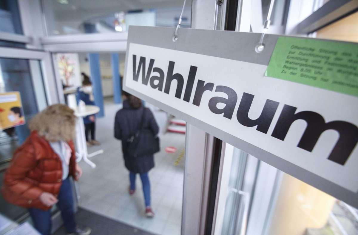 Die grünen haben bei der Landtagswahl in Baden-Württemberg gut ein Drittel der Stimmen geholt. Foto: Lichtgut/Julian Rettig