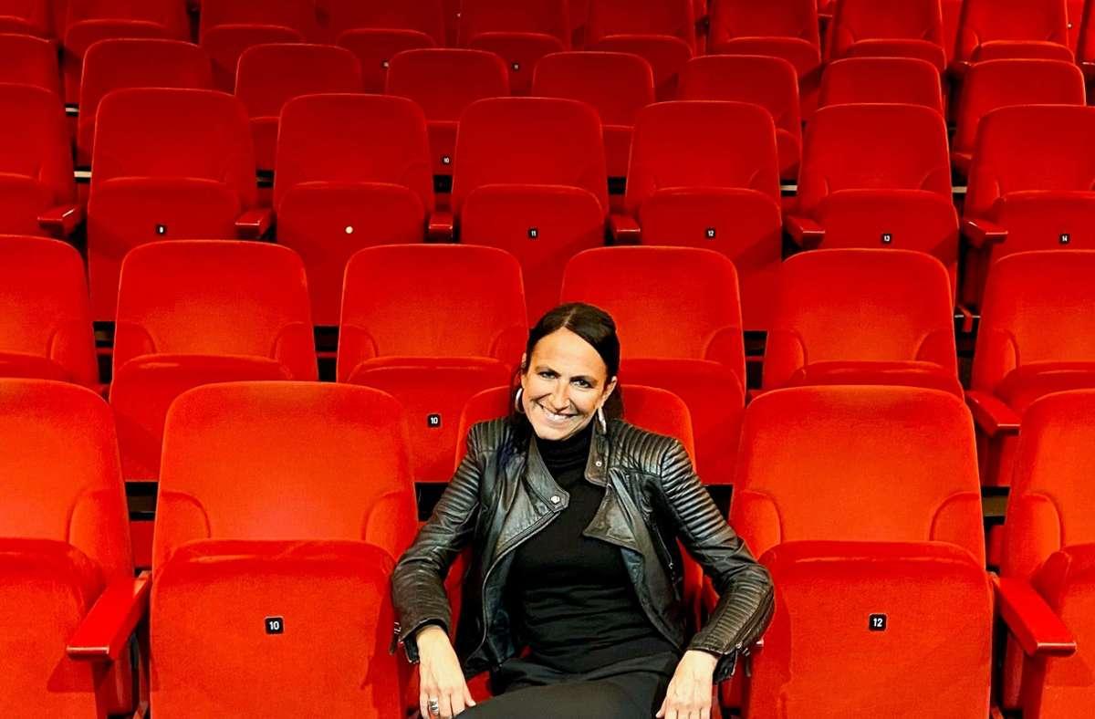Kulturmanagerin Christina Semrau Foto: Sebastian Weingarten