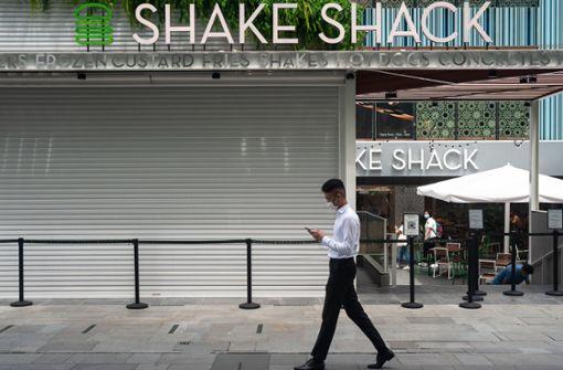 Mann aus Singapur muss zwei Wochen in Haft