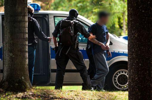 Rechtsextremisten aus Chemnitz in Untersuchungshaft