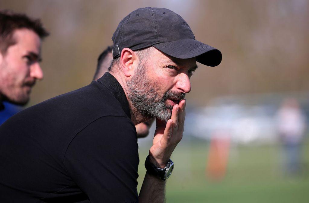 Gianni Coveli ist schon seit 2014 Trainer in Göppingen. Foto: Pressefoto Baumann