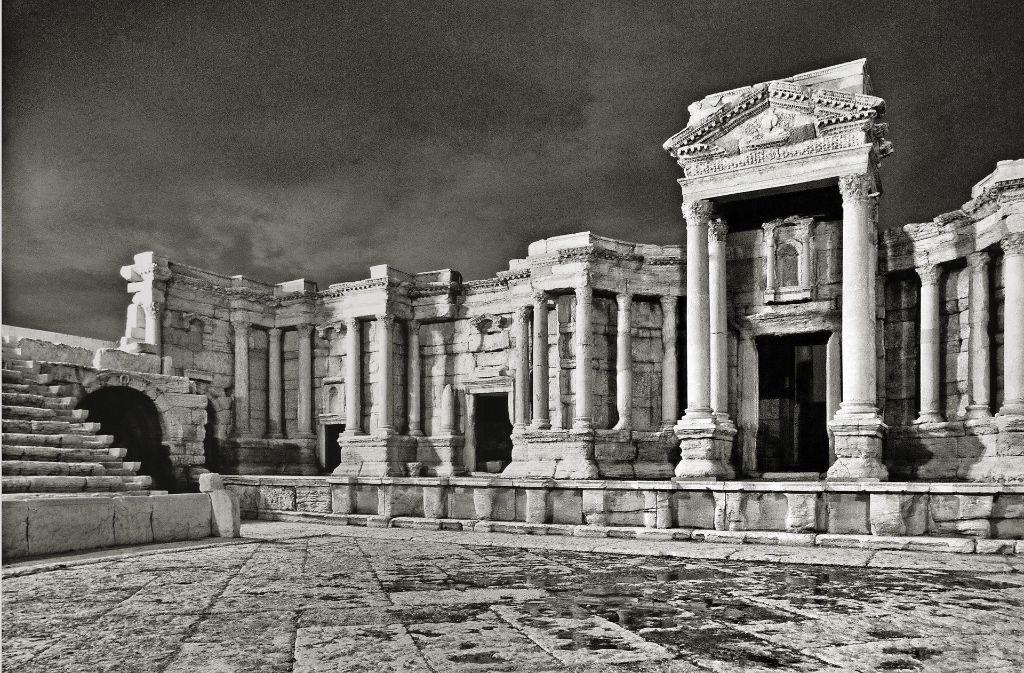 Palmyra, bevor der IS kam Foto: Elio Ciol