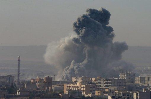Kurden drängen IS zurück
