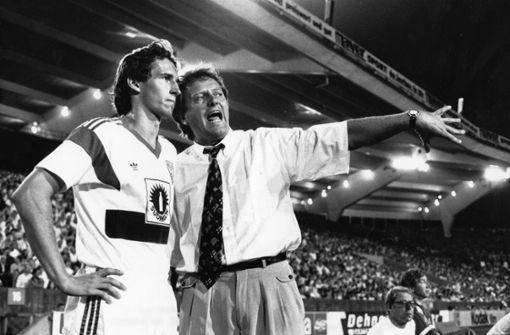 Wie Arie Haan beim VfB Stuttgart zur Legende wurde