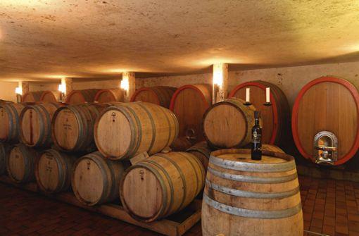 Restauriertes Weinfass gestohlen