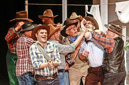Zwischen Cowboys und Farmern kracht's