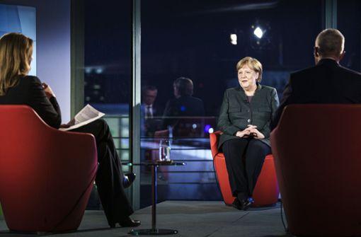 Angela Merkel dämpft Erwartungen zu Corona-Lockerungen
