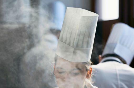 Ein zweiter Koch für die Kanzlerin