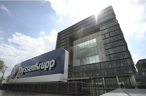 ThyssenKrupp seit 2006  im Verdacht