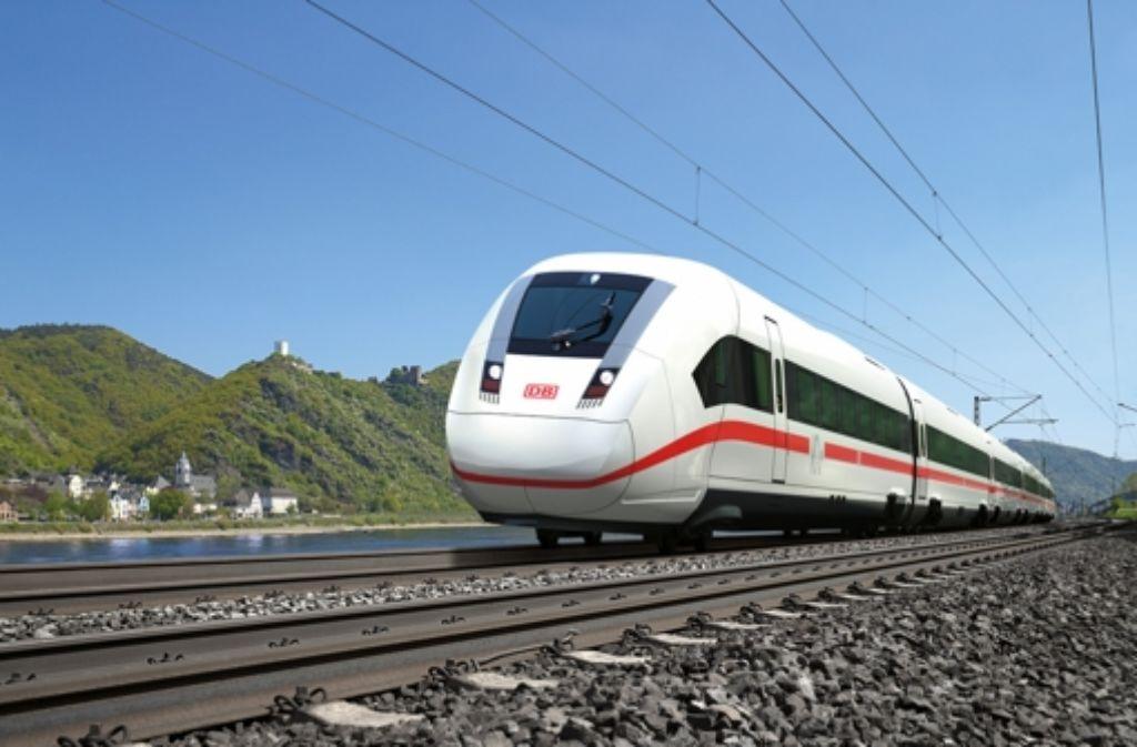 Die Stadt wird Halt für Intercitys – allerdings erst 2028. Foto: dapd