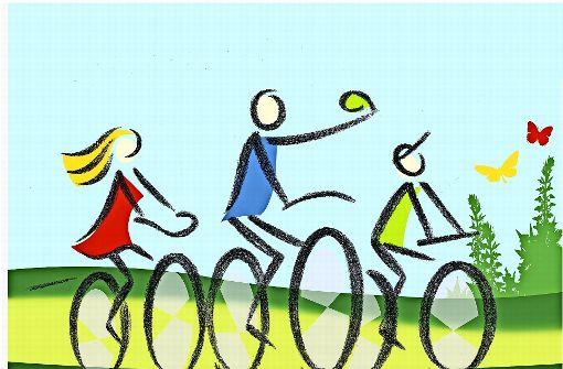 Noch 5 Tage:  Die Radtour ruft