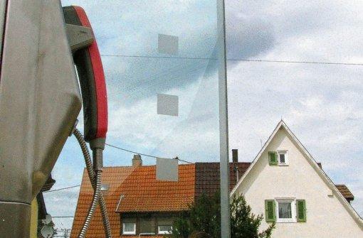 Gefährliche Telefonzelle
