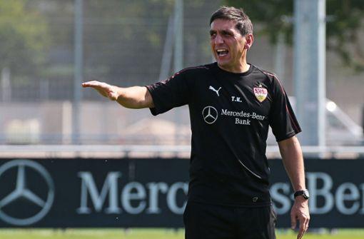 VfB-Trainer Korkut über Löw: Hat gute Arbeit geleistet
