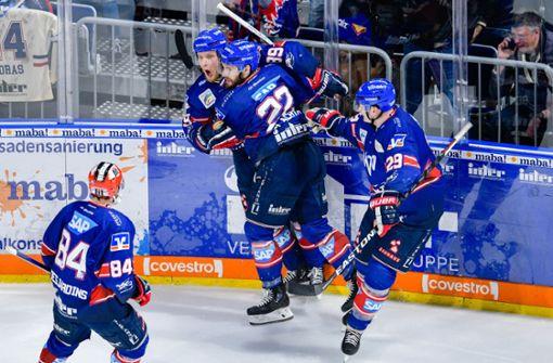 Adler Mannheim wieder deutscher Eishockey-Meister