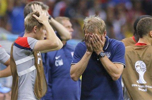 Deutsche Trainer FuГџball