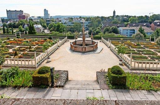 Der Lustgarten   der heilkundigen Herzogin