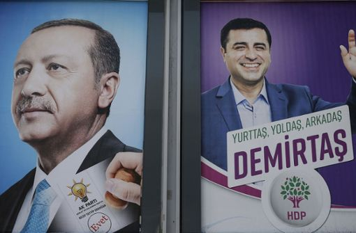 Forderung nach Freilassung von Kurdenpolitiker Demirtas